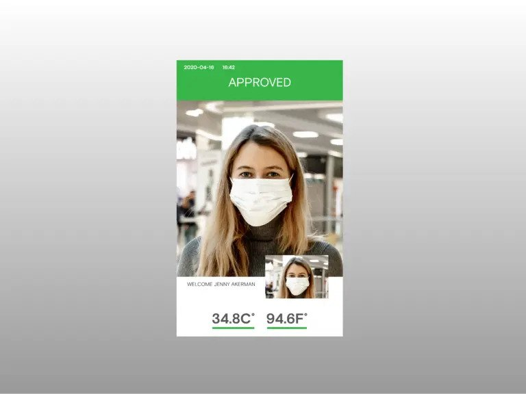 Option for Facial Recognition